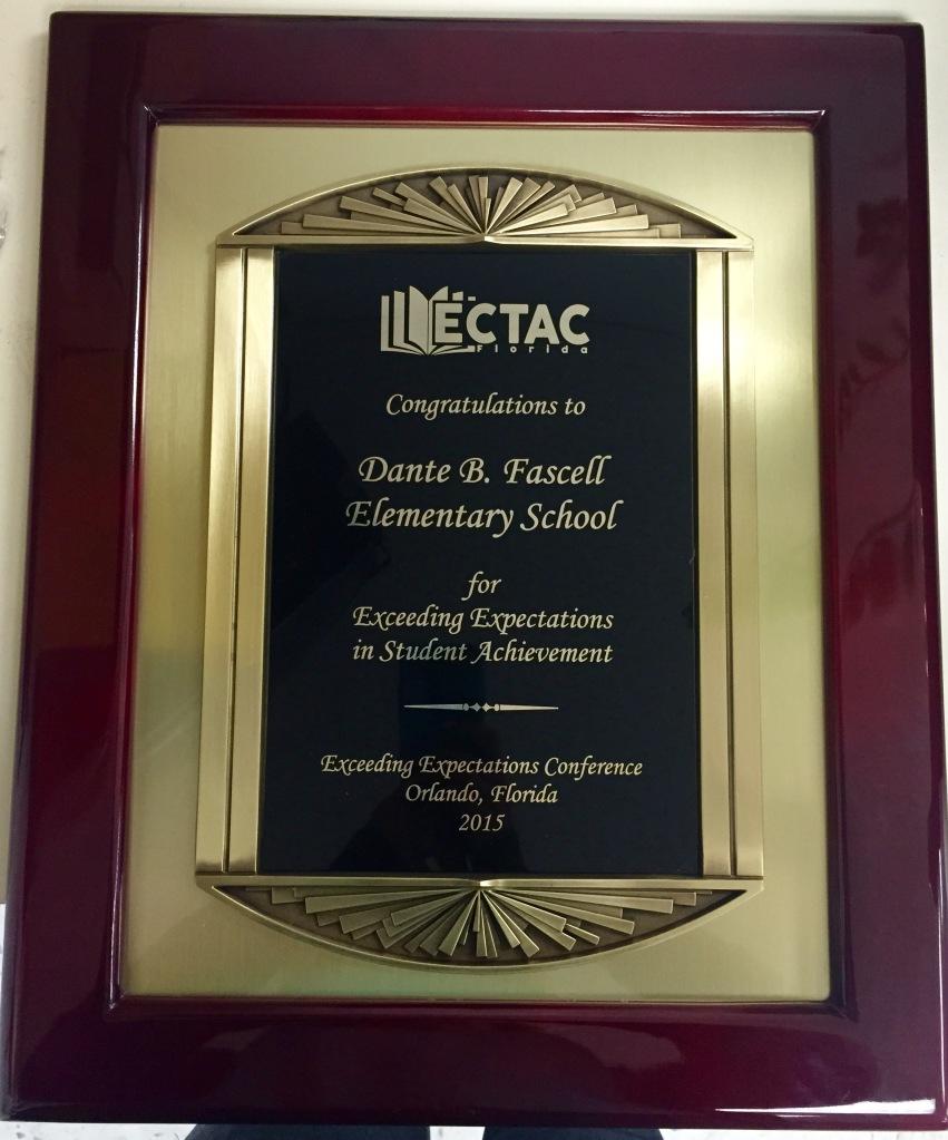 ECTAC Award