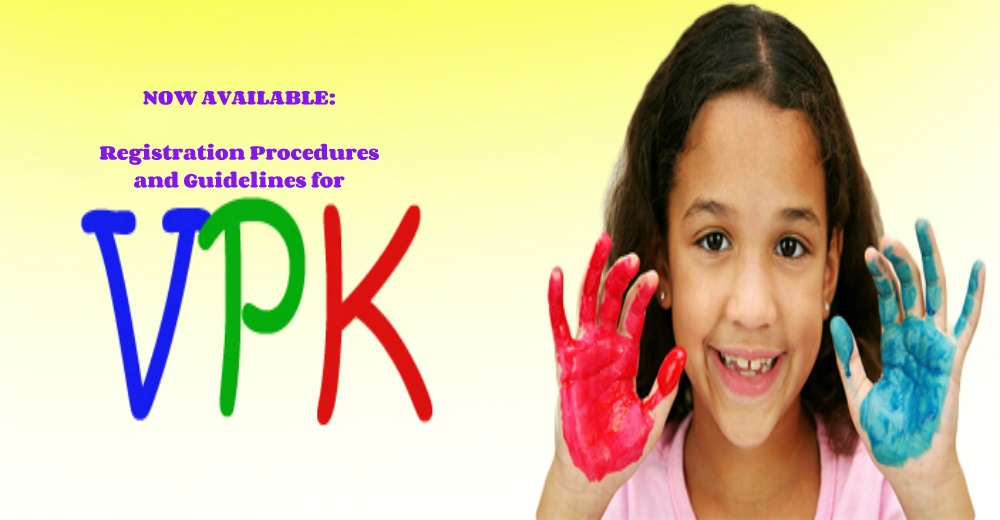 VPK Registration & Procedures