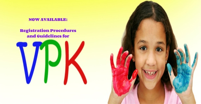 VPK Registration & Procedures