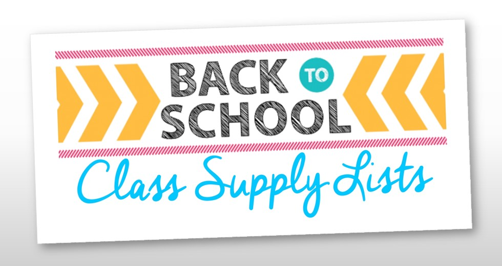 Class Supply Lists