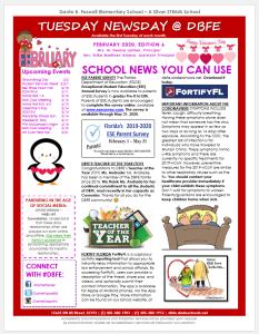 Newsletter Gallery