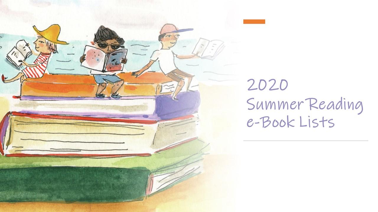 Summer Reading Header