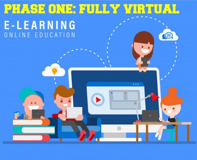 Distance Learning Header