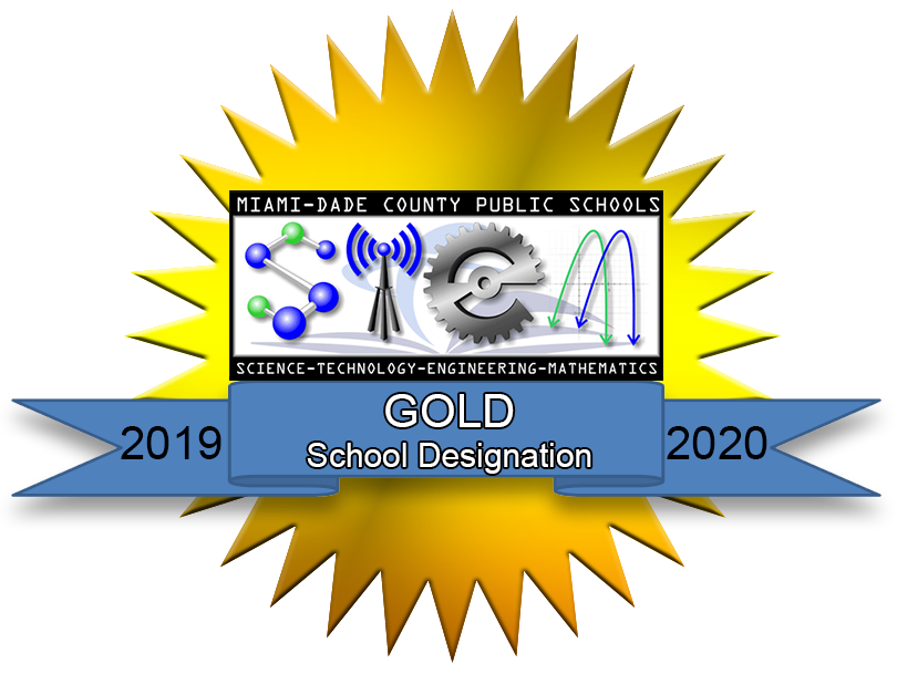 STEM GOLD DESIGNATION